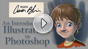 A Basic Introduction to Illustration in  Photoshop