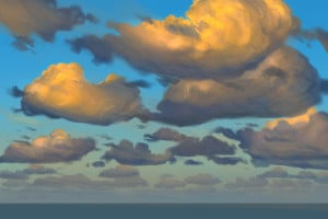 Aaron-Blaise-Demo-How-To-Paint-Clouds