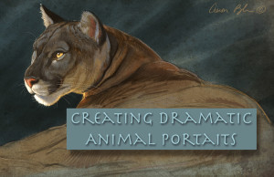 Aaron-Blaise-Painting-Dramatic-Animal-Portraits-Tutorial