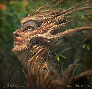 Aaron-Blaise-The-Forest-Queen-Photoshop-Creatures-Tutorial-2