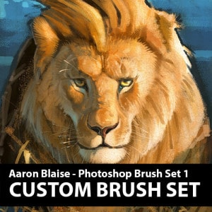 Lion-Aaron-Blaise-Brush-Set-SQUARE