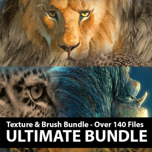 ULTIMATE Brush & Texture Bundle