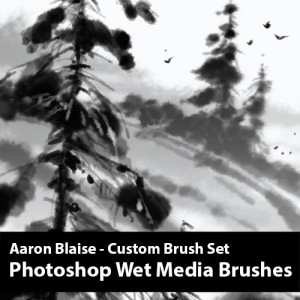 Wet-Media-Brush-Set-Template
