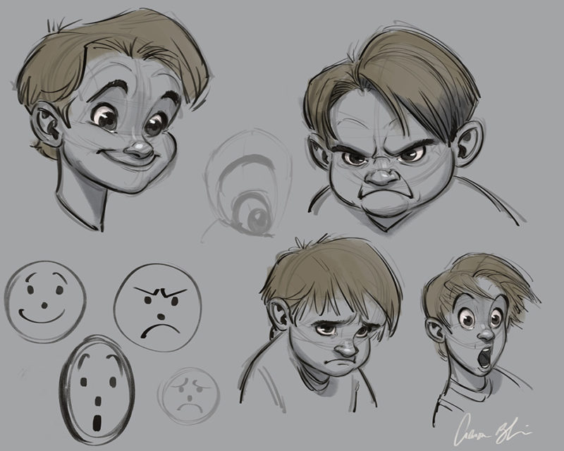 Character Design Tutorial Course amp Video Lessons