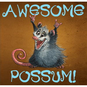 awesome-possum