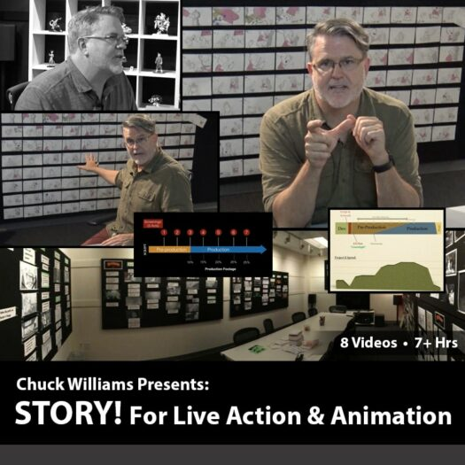 Story Course with Chuck Williams