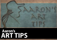 animation Aaron's Art Tips Video Series