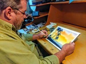 Aaron Blaise Watercolor