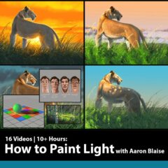 How to Paint Light