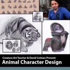 Animal Character Design Tutorial
