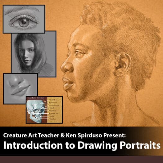 How to Draw Portraits Tutorial