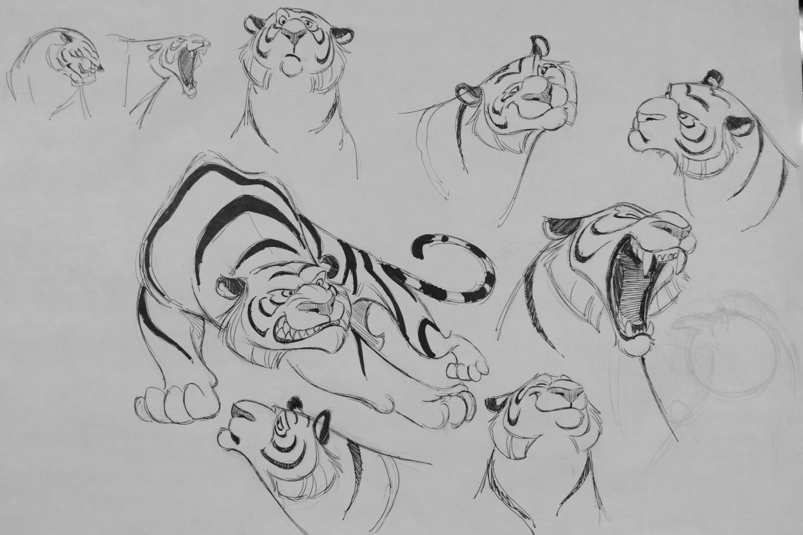 Character Designer Salary Disney : Old animation design drawings the art of aaron blaise