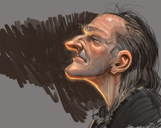 Brushes For Character Design : Photoshop cs sketch aaron blaise the art of